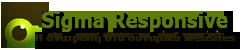 Sigma Responsive Λογότυπο